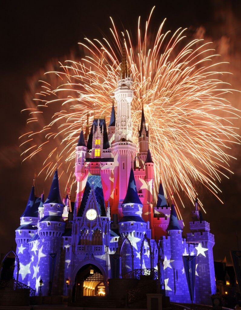 Special Festivities During The Fourth Of July At Disney World