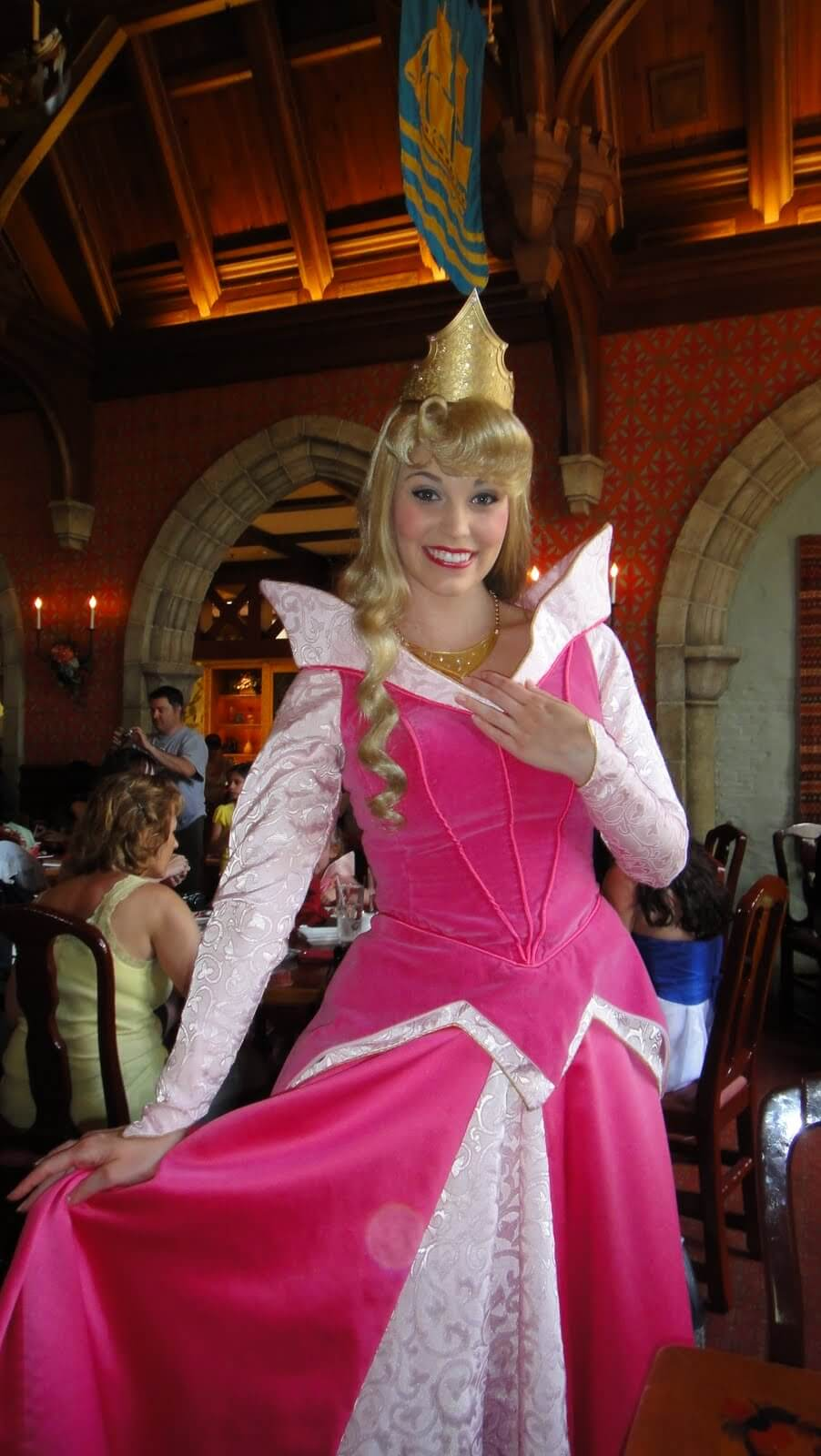 Character Dining At The Disney Parks At A Glance