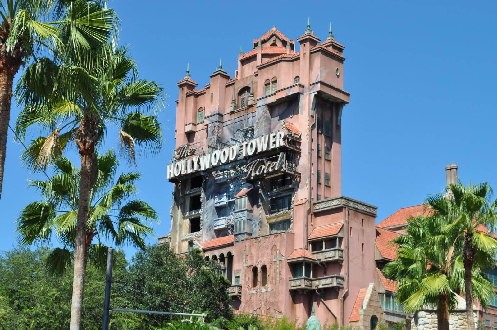 Hollywood Hotel Tower of Terror