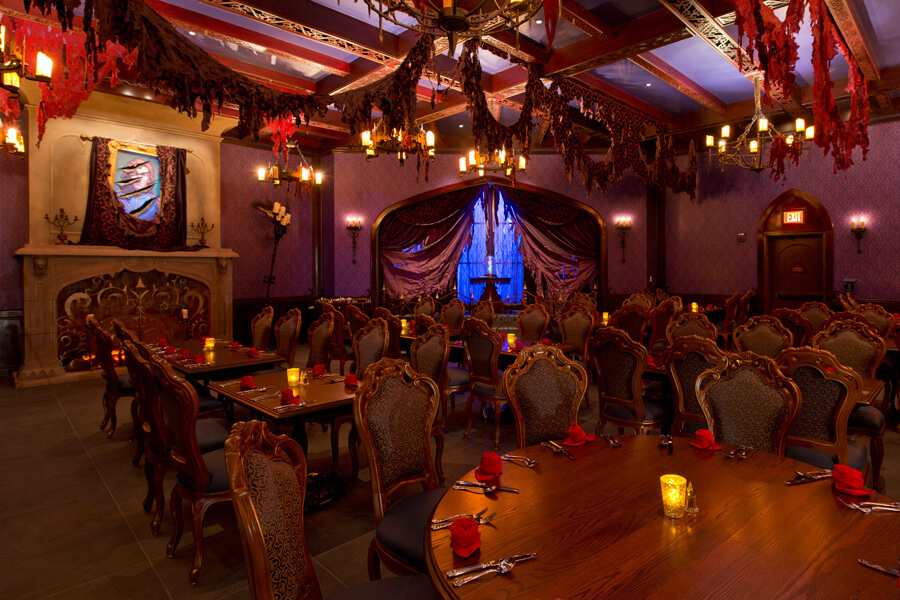 Inside New Fantasyland S Enchanted Forest And Storybook Circus