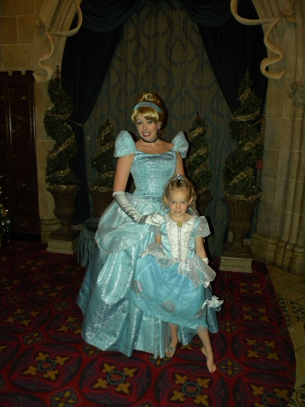 Review the royal treatment at the bibbidi bobbidi boutique for World boutique
