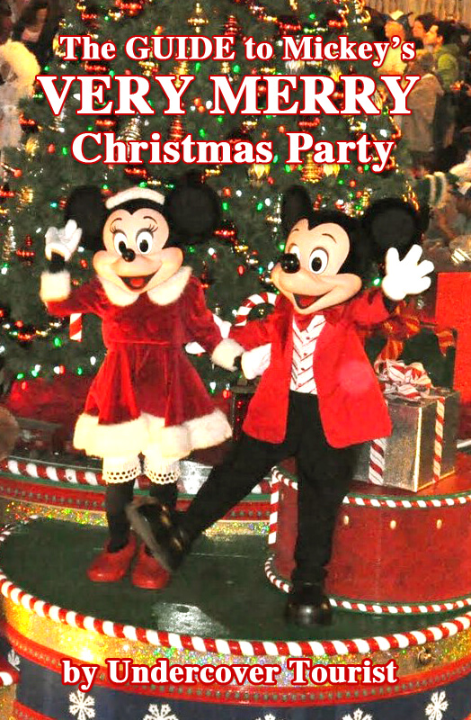 The Guide to Mickey's Very Merry Christmas Party 2015