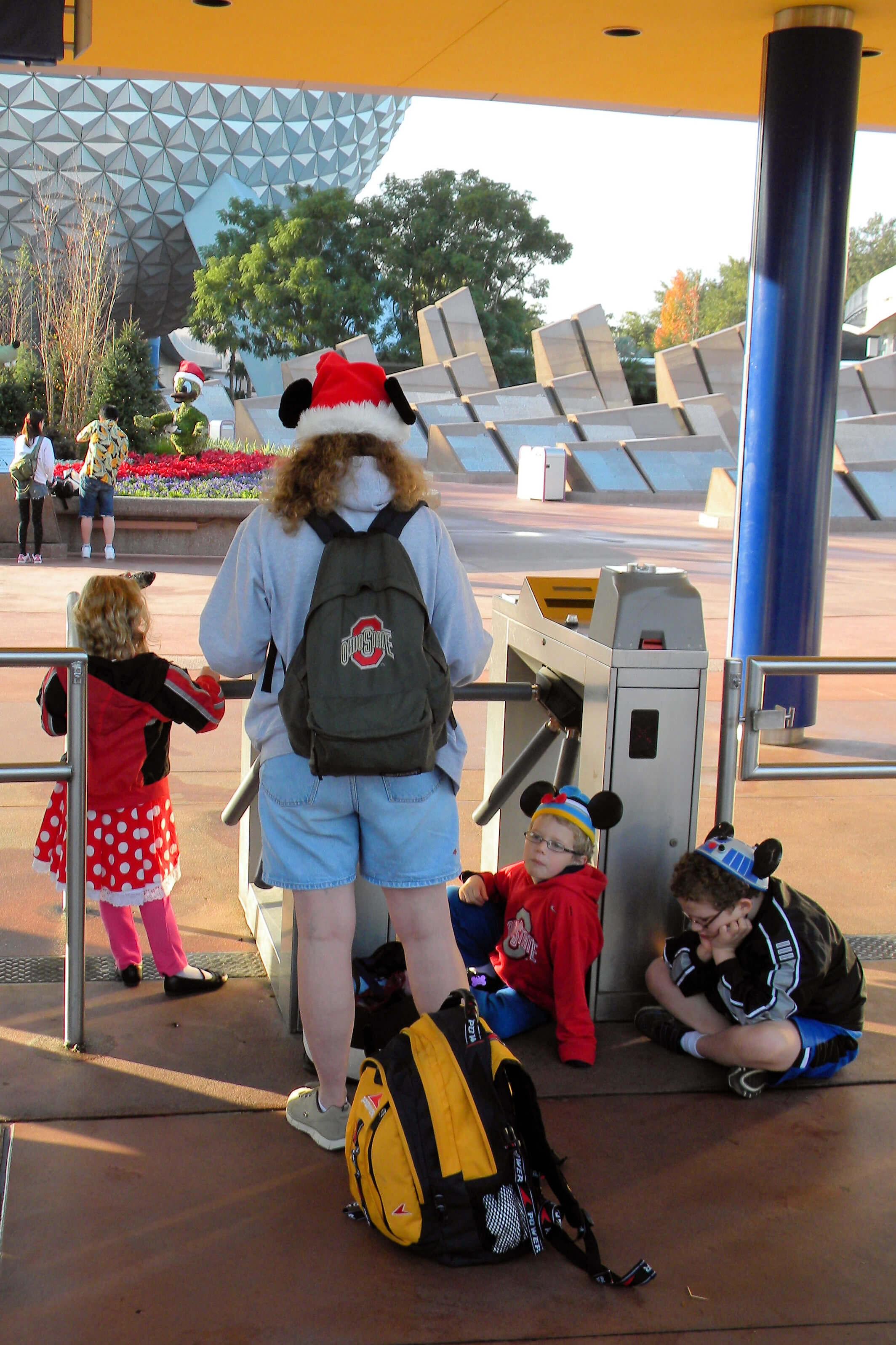 Disneyland Jackets