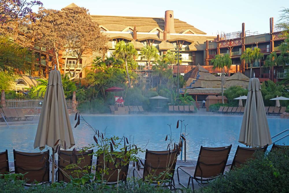 Disney S Animal Kingdom Lodge Best Deluxe Resort