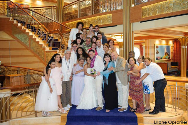 A Disney Cruise Wedding On Castaway Cay Sailing Into Happily Ever After