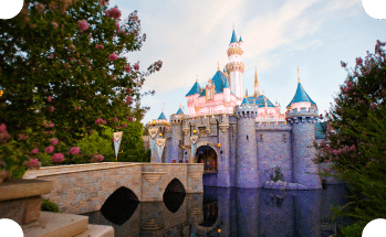 Enter for a chance to win a 4-day Disneyland Resort getaway for 4!