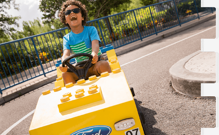 FREE Parking pass with every LEGOLAND® Florida order
