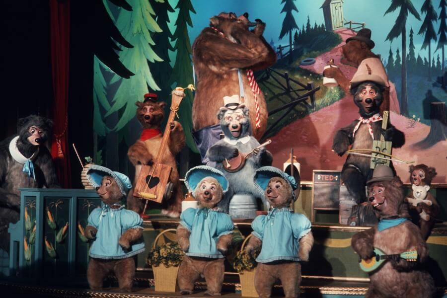 Country Bear Jamboree Show Disney Discount Tickets