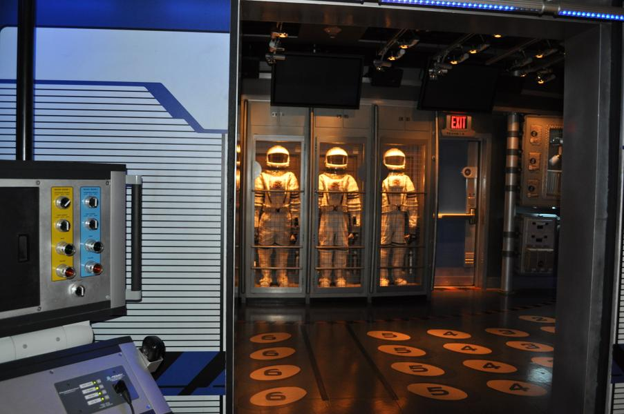 Mission: SPACE Green, Epcot | Disney Discount Tickets