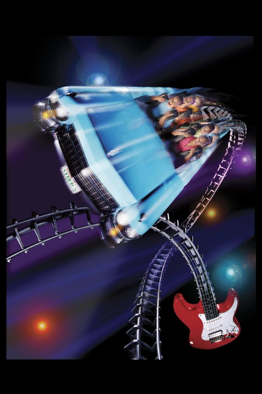 Rock 'n Roller Coaster® Starring Aerosmith