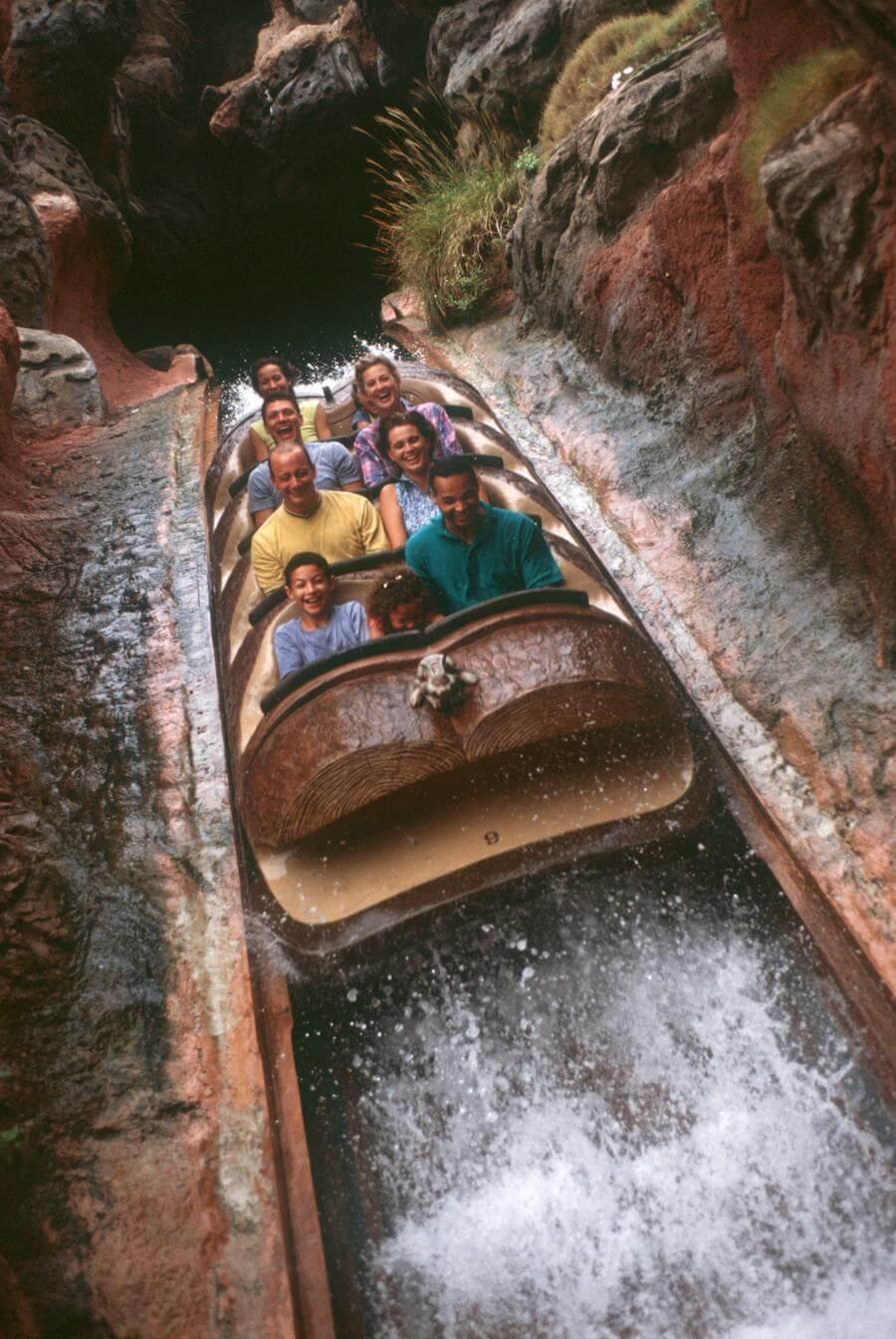 Splash Mountain   Disney Discount Tickets   Undercover Tourist