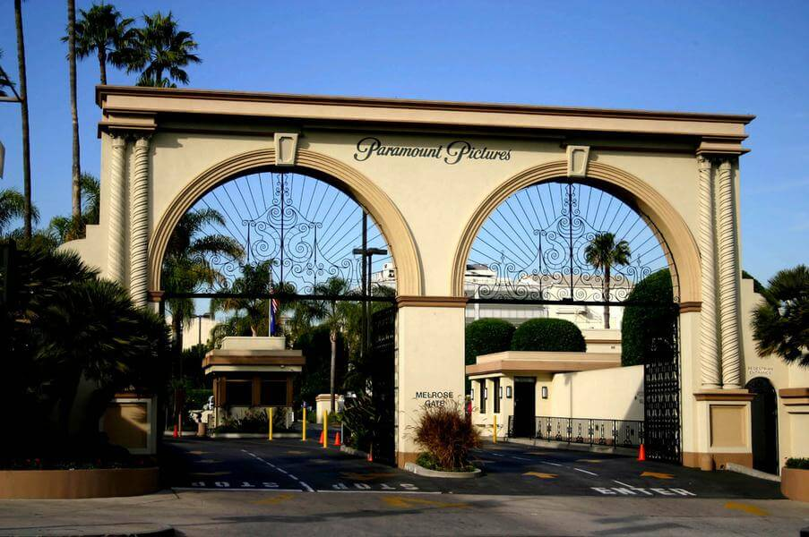 Paramount Pictures Tour Discount