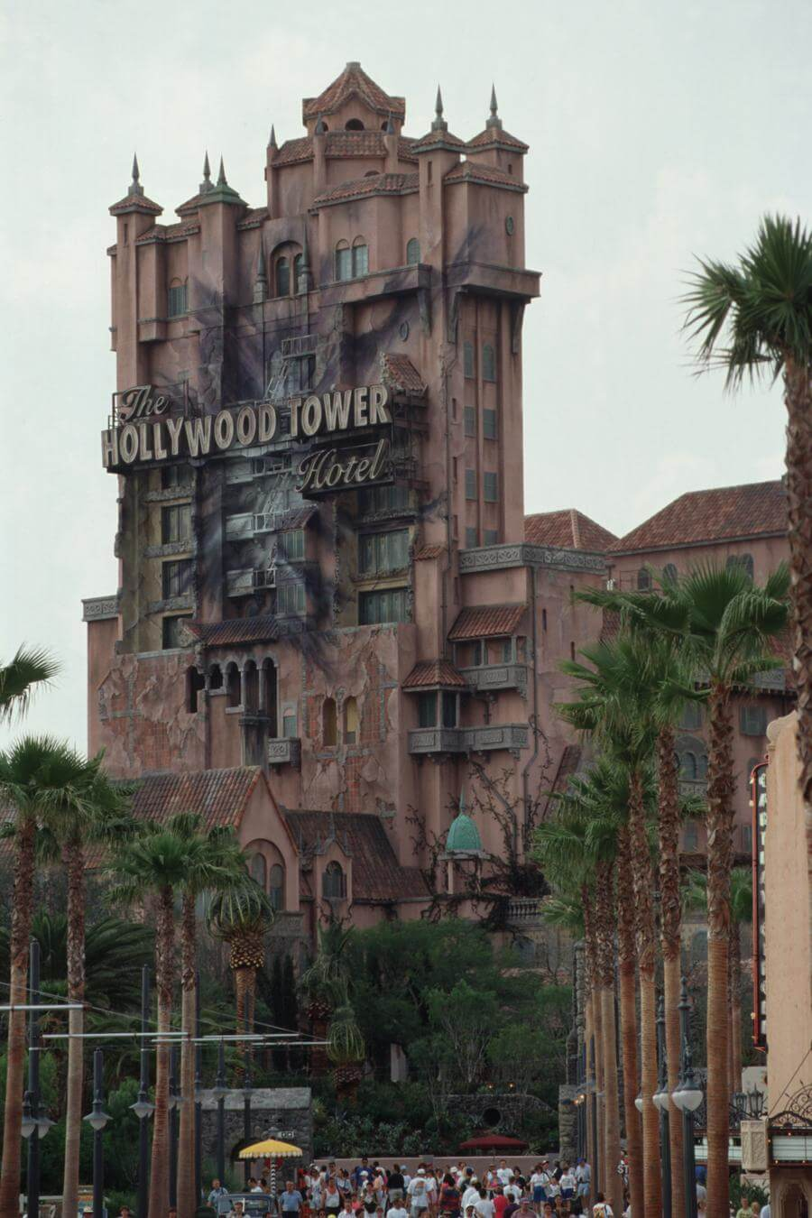 The Twilight Zone Tower of Terror | Disney's Hollywood