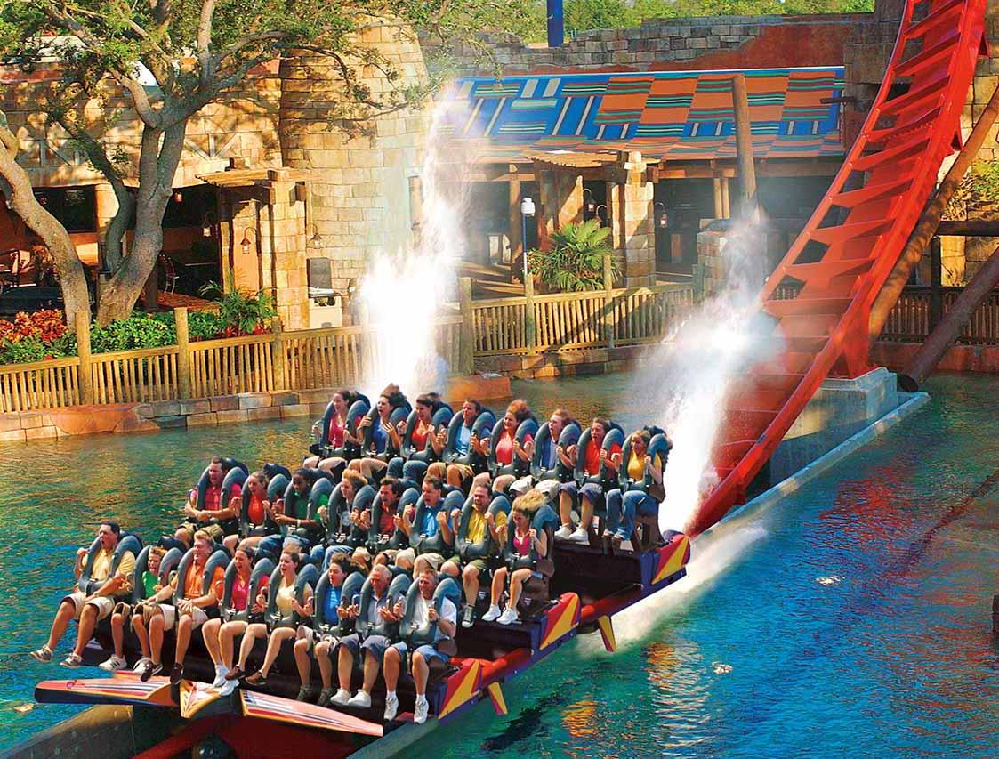Seaworld Aquatica Busch Gardens Combo Autos Post