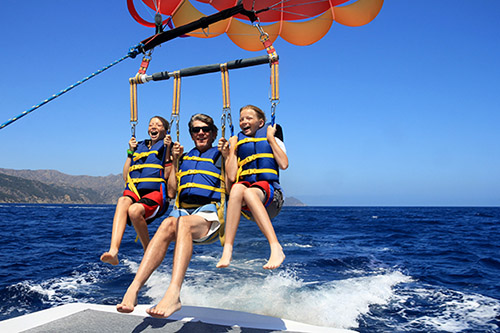 Los Angeles Hang Gliding Adventure