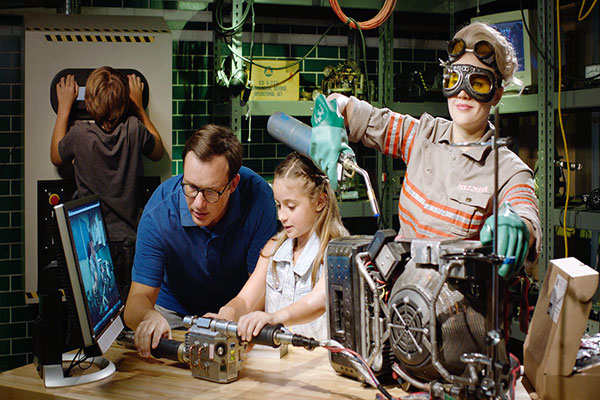 New York City science excursions for kids