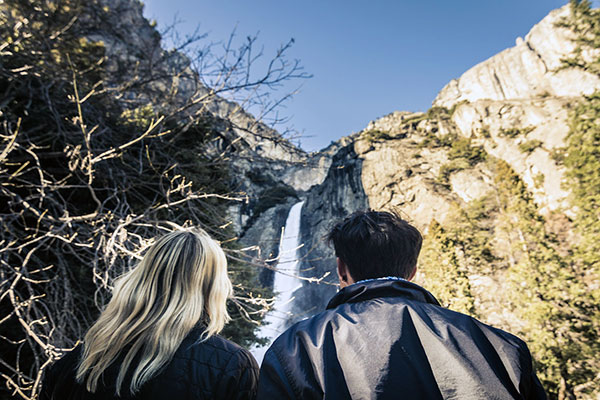 San Francisco hiking in Yosemite